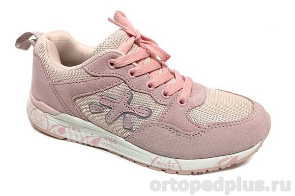 Комфортная обувь Кроссовки EV20072-01-16VTT розовый