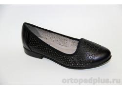 Туфли летние W12569 черный