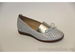 Туфли летние женские W20366 серый