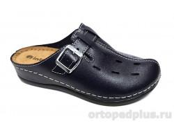 Туфли женские 06-4A синий