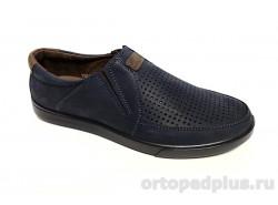 Туфли мужские 1011 синий