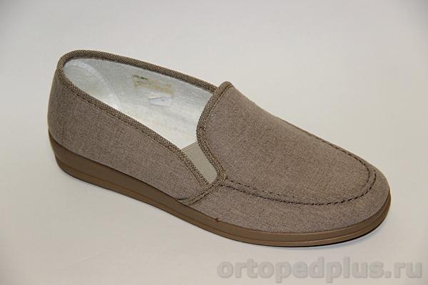 Комфортная обувь П/ботинки мужские 179_961610_304 коричневый