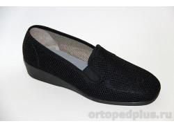 Туфли женские 183_11008_001 черный