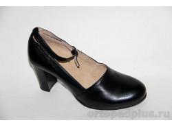 Туфли женские 19-090/1 черный