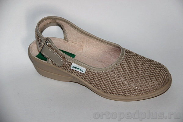 Комфортная обувь Босоножки 273_LANDY510_400 беж.