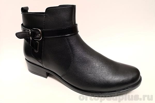 Комфортная обувь Сапоги женcкие 3045-2 черный