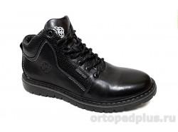 Ботинки мужские 3084 черный