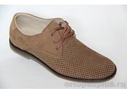Туфли мужские 34-84IB бежевый нубук