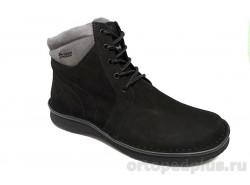 П/ботинки мужские 4056 черный