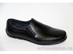 П/ботинки мужские 4065 черный