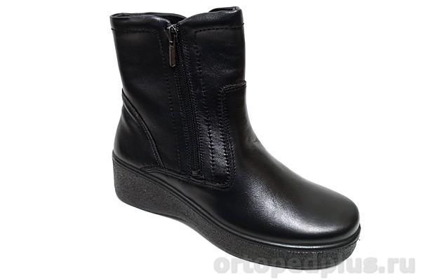 Комфортная обувь Ботинки женские 5578-5 черный