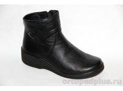 Ботинки женские 632-2 черный