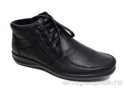 П/ботинки мужские 9702-2 черный