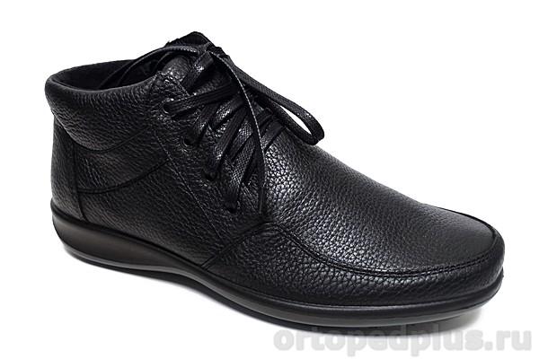 Комфортная обувь П/ботинки мужские 9702-2 черный