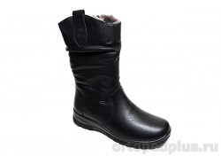 П/сапоги женские CJ014-010 черный