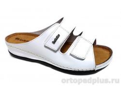 Туфли женские 06-4C1 белый