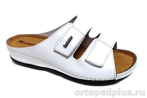 Комфортная обувь Туфли женские 06-4C1 белый