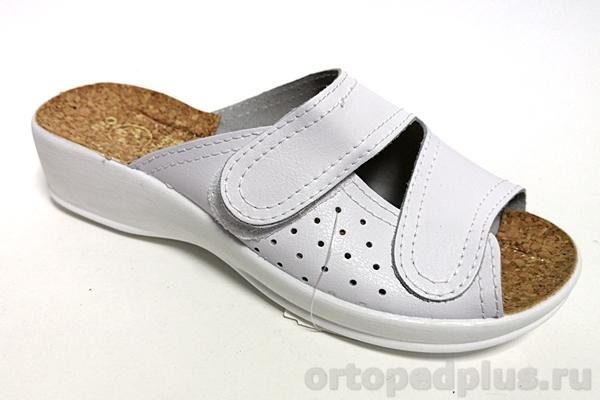 Комфортная обувь Босоножки 17830 белый