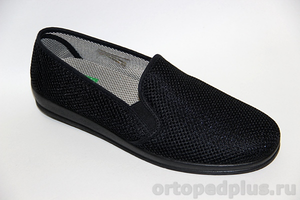 Комфортная обувь П/ботинки мужские 179_9628I10_001 черный
