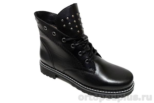 Комфортная обувь П/сапожки жен. 3078-3 черный