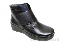 Ботинки женские 5615-5 черный