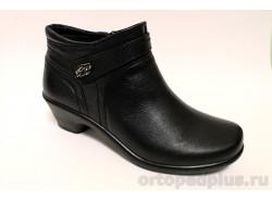 Сапоги женcкие 6110-2 черный