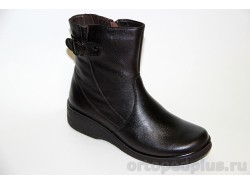 Ботинки женские 633-2 коричневый