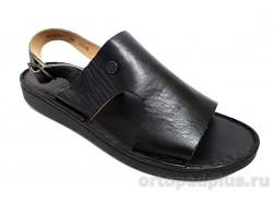 Женские туфли 814351 черный