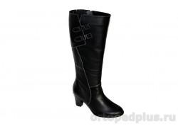 Сапоги женские 867-2 черный