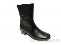 Ботинки жен. 887 черный