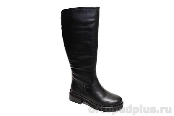 Комфортная обувь Сапоги женские U241-030 черный