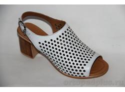 Туфли летние женские М94 белый