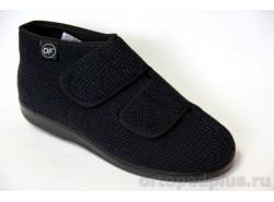 Туфли текстильные MR 672 C49L синий