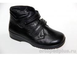 Ботинки женские 16711 черный