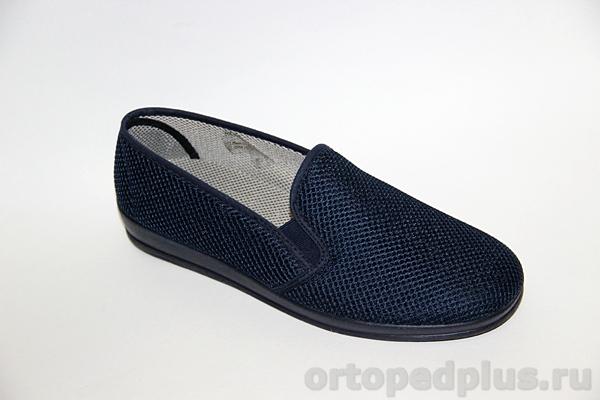 Комфортная обувь П/ботинки мужские 179_9628I10_805 синий
