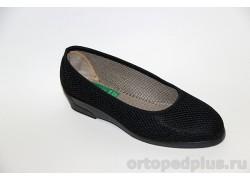 Туфли женские 183_83010_001 черный