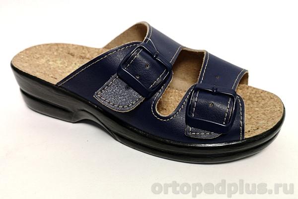 Комфортная обувь Босоножки 21983 т.синий