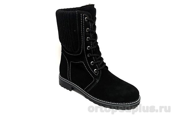 Комфортная обувь Cапожки жен. 3070-3 черный