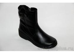 Ботинки женские 633-2 черный
