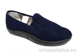 Туфли женские 777103-33386 т.синий