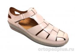 Женские туфли 814644-10 розовый