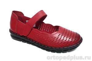 Туфли жен. CV017-210 красный