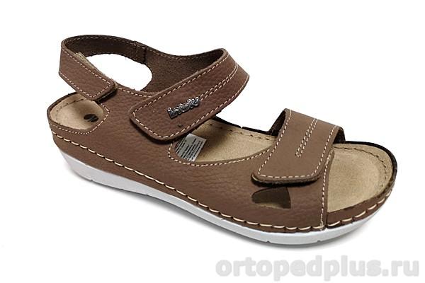 Комфортная обувь Туфли женские CB-2C коричневый