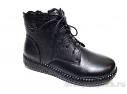Ботинки LQ5005-1 черный