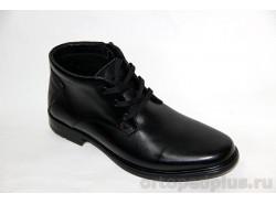 Ботинки мужские 011-3 шн. м F черный