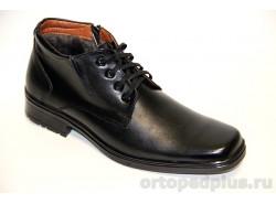 Ботинки мужские 06 шмр зимние черный