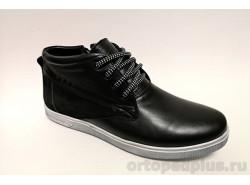 Ботинки мужские 08-20 шм F зимние черный
