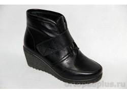 Ботинки жен. 14810 черн.