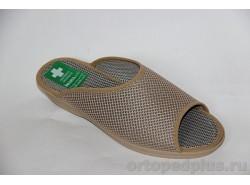 Босоножки текстильные 179_4109I8_400 бежевый