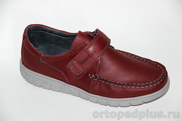 Комфортная обувь Босоножки 298_120210_549 бордовый